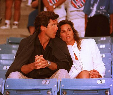 Pierce Brosnan i Keely Shaye Smith poznali się 26 lat temu