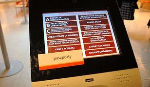 Nowy Punkt Paszportowy na Bielanach