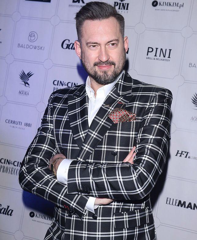 Marcin Prokop nie przyjaźni się z innymi gwiazdami. Dla kogo zrobił wyjątek?