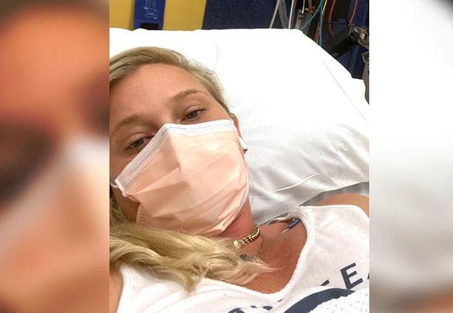 Virginia Roberts opuściła szpital