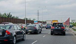 Wypadek na trasie Siekierkowskiej (zdj. ilustr.)