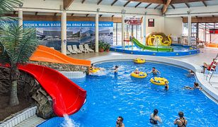 """Aquapark """"Fala"""" jest największym kompleksem wodnym w Łodzi"""