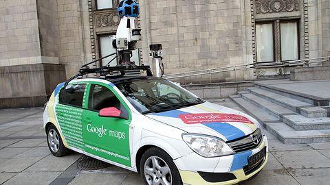 Google na polskich ulicach. Zobacz, gdzie robią zdjęcia
