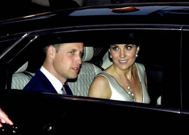 Księżna Kate i książę William rozmawiają o rozwodzie