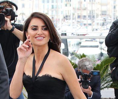 Trudno uwierzyć, że skończyła 44 lata. Penelope Cruz zachwyca w Cannes