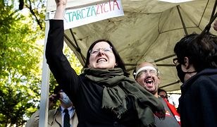 """Kaja Godek wygrała proces z aktywistami. """"Sądy są organami Rzeczpospolitej Polskiej i mają zabezpieczać przed inwazją ideologiczną"""""""