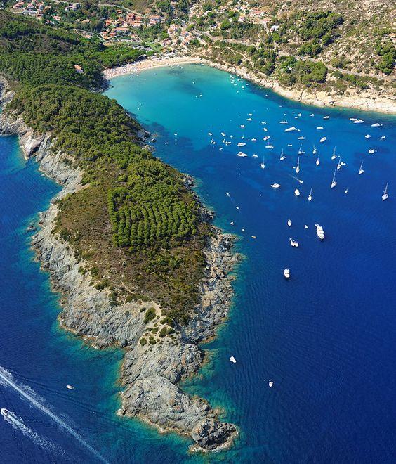 Atrakcje Włoch - Wyspy Toskańskie