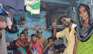 By spędzić noc w slumsach Bombaju, wystarczy 2000 rupii
