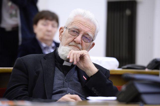 Ksiądz Adam Boniecki pod koniec lipca odzyskał możliwość wypowiadania się w mediach