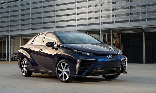 Gigantyczne zainteresowanie wodorową Toyotą