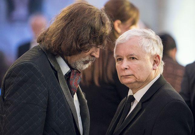 Kuzyn Kaczyńskiego skarży się na problemy ze znalezieniem pracy
