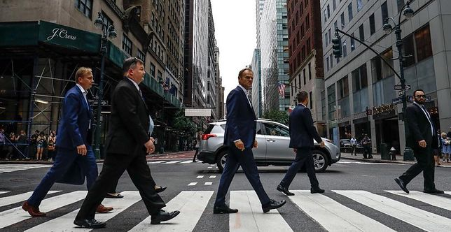 Zdjęcie szefa RE z Nowego Jorku