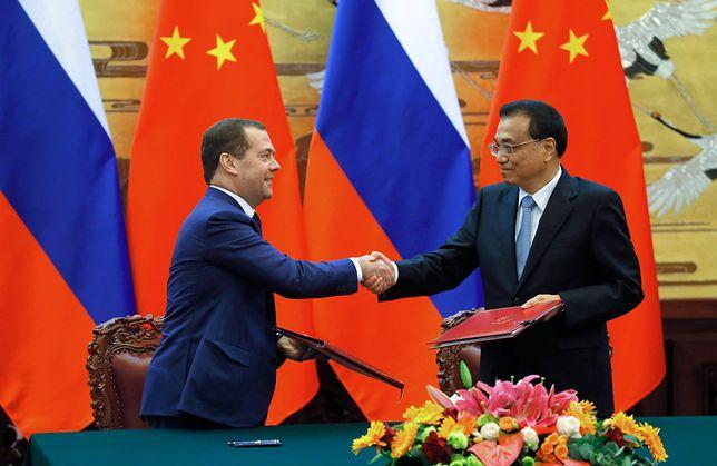Rosja i Chiny w coraz bliższych relacjach. Zagrożą USA?