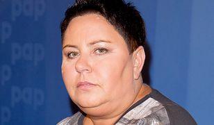 Dorota Wellman o komentarzach po śmierci 26-latki