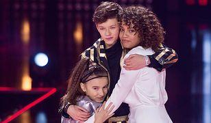 """Finaliści czwartej edycji """"The Voice Kids"""""""