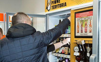 Piwa rzemieślnicze chcą do małych sklepów. Testuje to Eurocash