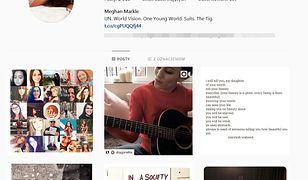 Wyciekły zdjęcia z dawnego Instagrama Meghan Markle! [GALERIA]