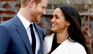 Meghan i Harry przekazali ślubne kwiaty jednemu z hospicjum
