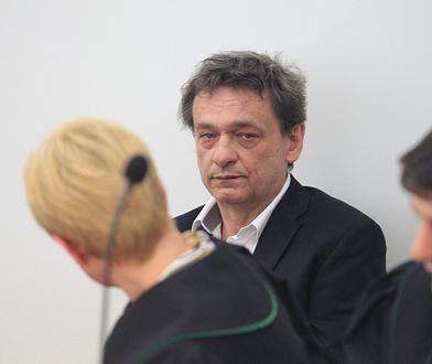 Proces Piotra Tymochowicza ruszył od początku. Oskarżony nieobecny na sali