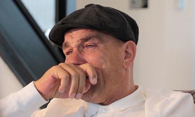 Vinnie Jones opłakuje śmierć żony.