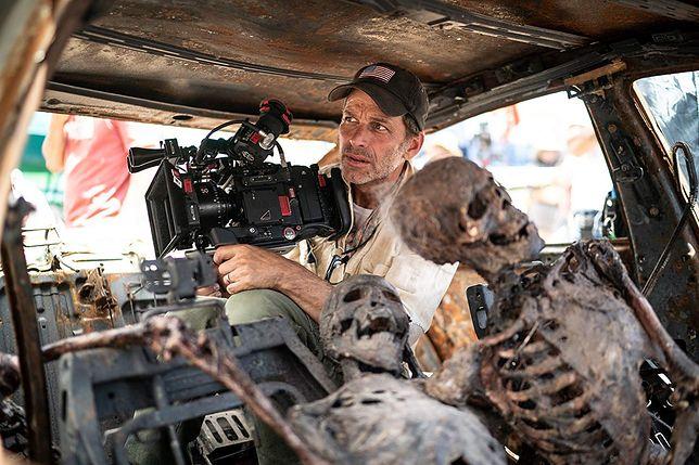 "Zack Snyder na planie ""Army of the Dead"""