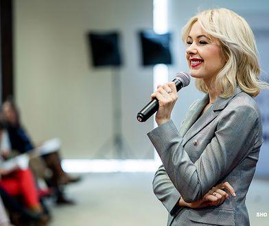 Kamila Rowińska od 1999 roku uczy kobiety, jak zdobyć niezależność finansową