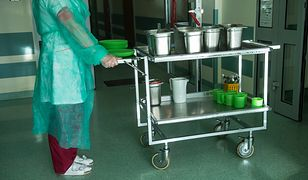Skandal w szpitalu w Końskich