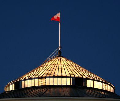 Zgromadzenie Narodowe ma odbyć się nie Sejmie, lecz w namiocie
