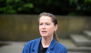 Wybory parlamentarne 2019. Monika Jaruzelska skomentowała spór wokół jej startu do Senatu