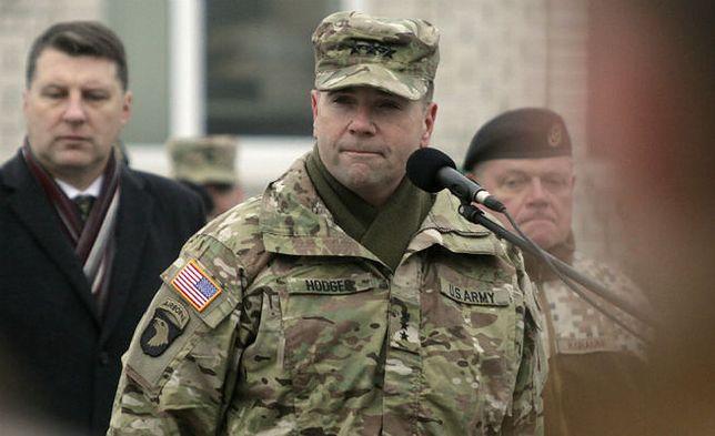 Amerykański generał nie ma wątpliwości: wysłać czołgi na wschodnią granicę NATO