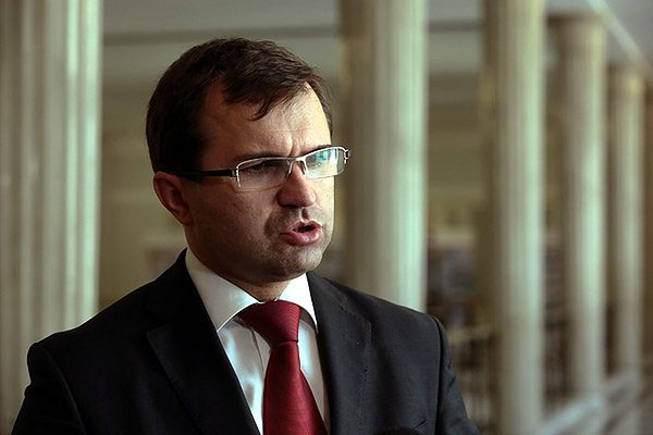 Poseł Zbigniew Girzyński odchodzi z PiS