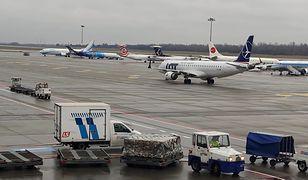 Samolot relacji Warszawa-Moskwa zawrócił na lotnisko Chopina