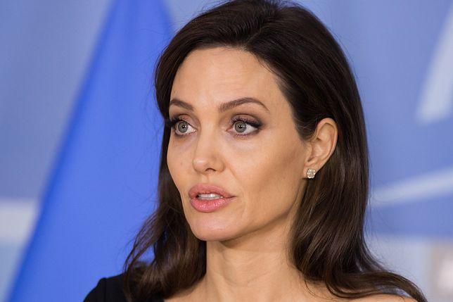 Angelina Jolie ma się całkiem nieźle. Najnowsze zdjęcia zaprzeczają plotkom o anoreksji