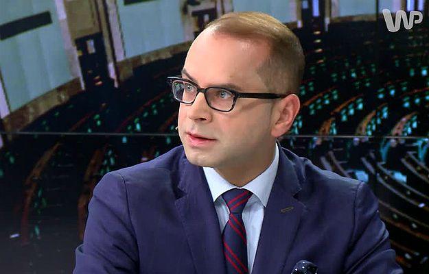 Poseł PO Michał Szczerba zapowiada skargę do Trybunału Praw Człowieka w Strasburgu