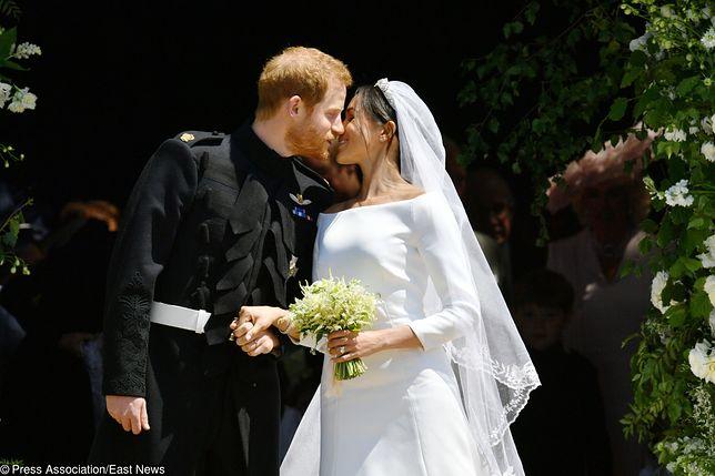 Wiemy, ilu Polaków oglądało królewski ślub. Amerykanie biją nas na głowę