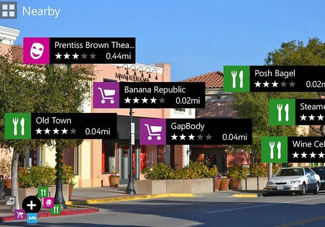 Nokia Miasto w Obiektywie