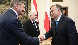 Pozwolenie Jarosława Kaczyńskiego niezbędne? Wymowne wideo z gabinetu marszałka Sejmu