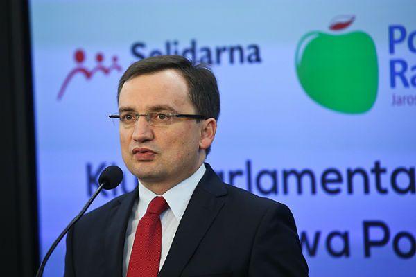 Zbigniew Ziobro: Trybunał Stanu dla Ewy Kopacz. Sprzedała interesy naszej gospodarki