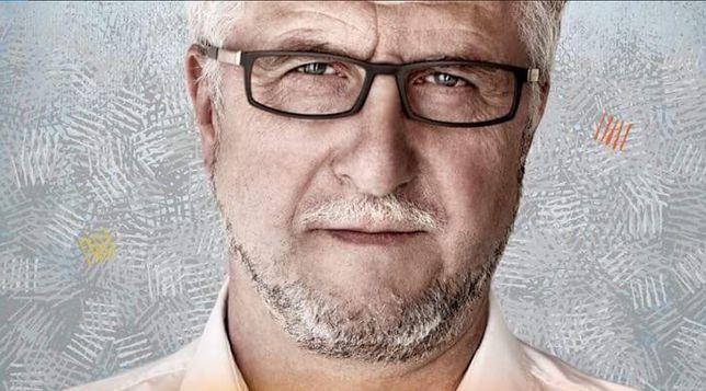 Kampania promocyjna książki Jacka Wojciechowicza. Wiemy, jak wygląda okładka