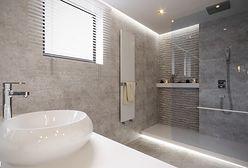 Jak zrobić sufit podwieszany z oświetleniem LED? Poradnik zrób to sam