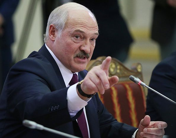 Aleksander Łukaszenka o pandemii koronawirusa