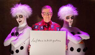 Bill Gates: gdy nie chcę, żeby ludzie mnie rozpoznali, zakładam czapkę. AMA z Billem Gatesem