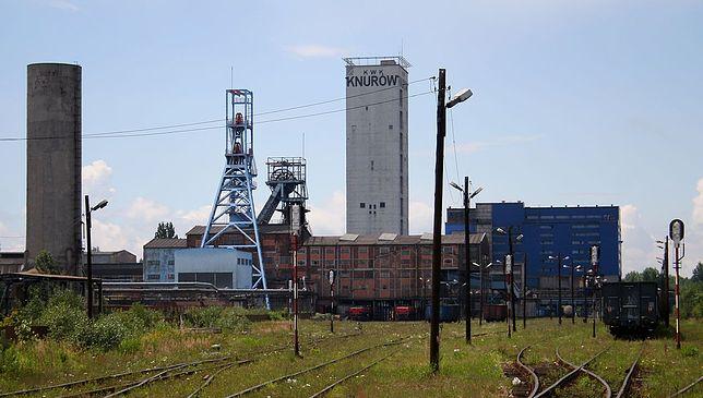 Wypadek w kopalni w Knurowie. 37-latek nie przeżył