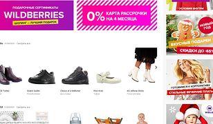 Rosyjski sklep internetowy WildBerries wchodzi do Polski. Mamy być przyczółkiem i poligonem