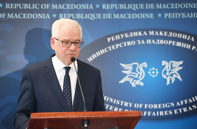 Czaputowicz rozmawiał ze specjalnym wysłannikiem Departamentu Stanu