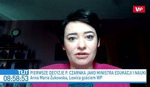 Przemysław Czarnek chce zmian w podręcznikach. Anna Maria Żukowska: to przerażające