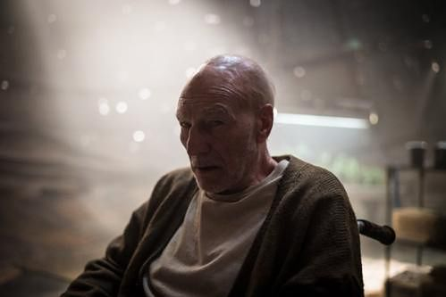 Patrick Stewart fot. Imperial - Cinepix