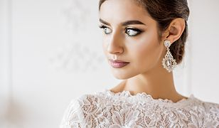Makijaż ślubny musi być delikatny i subtelny
