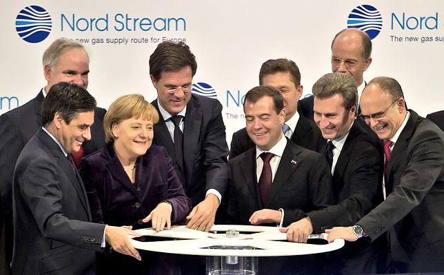 Die Zeit: Nord Stream 2 - dla Niemiec polityczna katastrofa