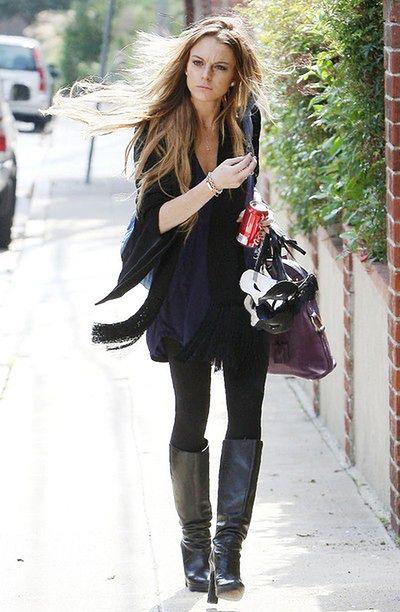 Trzeba dokarmiać Lindsay Lohan!